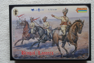 Strelets 1/72 ST0057 Bengal Lancers (Colonial Wars)